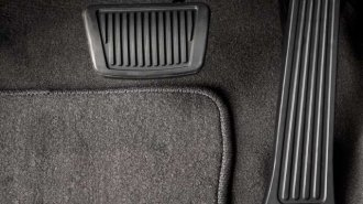 Gas And Brake Pedal