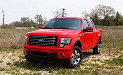 2011 Ford F-150 FX4 SuperCrew 4x4 EcoBoost V6