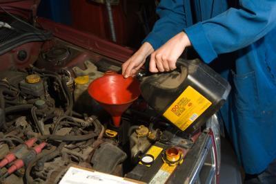 Oil Change Specifications for a Suzuki LTZ 400 Quadrunner_Oil Changes