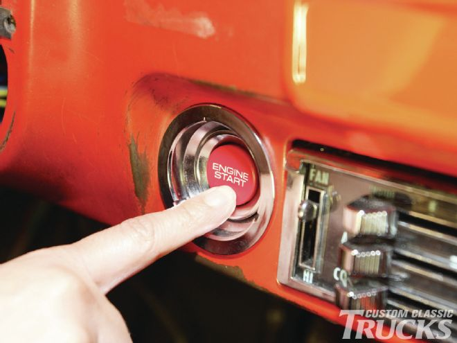 Flaming Rivers Keyless Ignition System